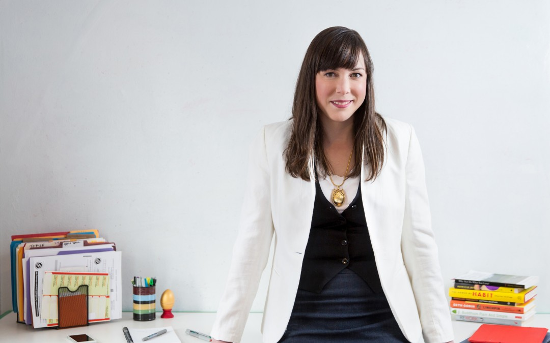 Afraid To Live Your Dreams?  Meet Angela Lussier