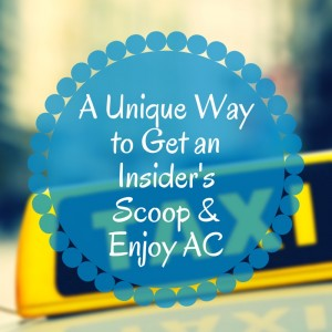 Unique way to get an insider's scoop and enjoy AC