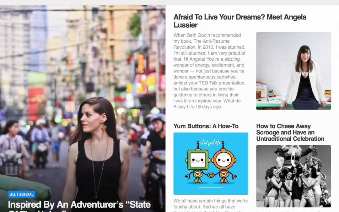Now You Can Subscribe To Blissy Life Blog Posts
