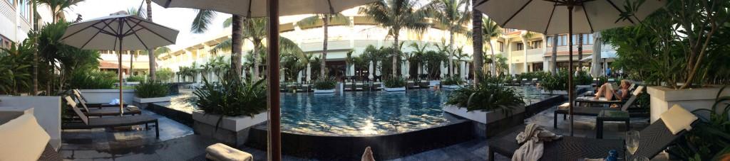 Alma pool