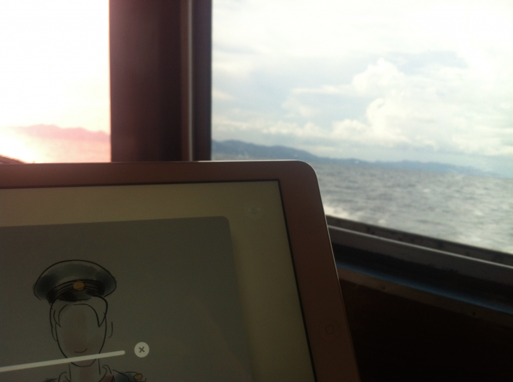 Guess My VERY Mobile Digital Nomad Office