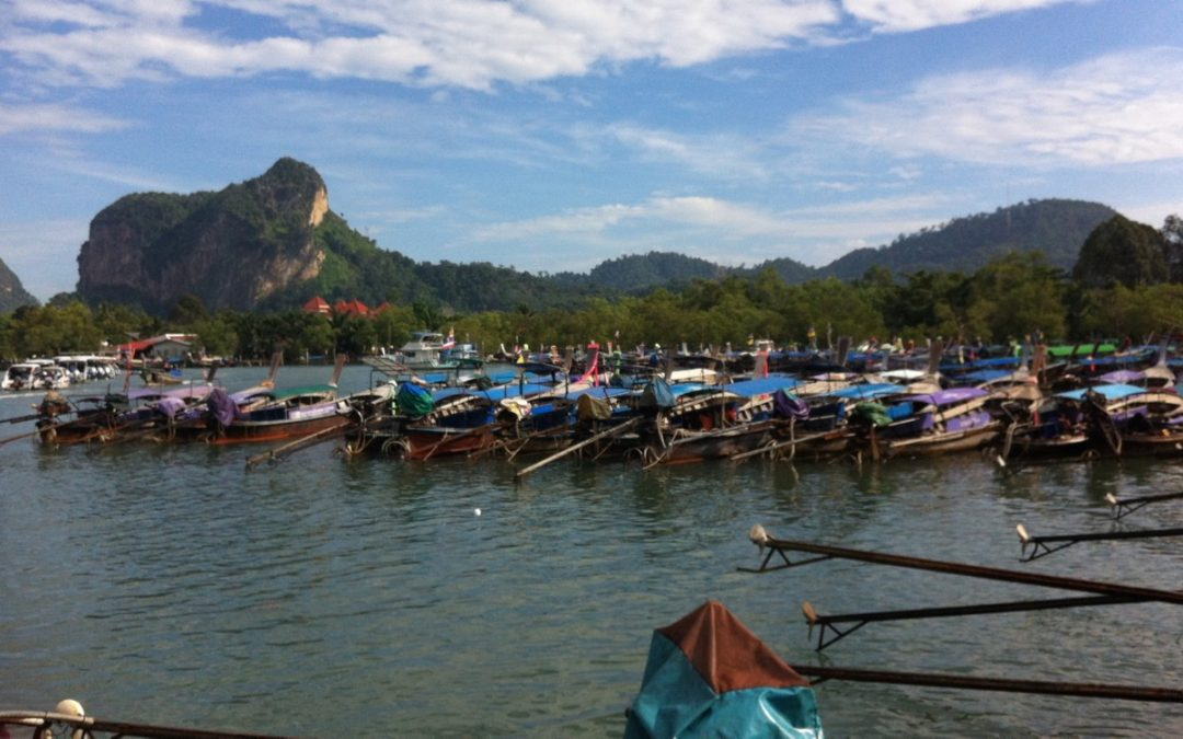 Expat Guide To Move To Ao Nang, Thailand!