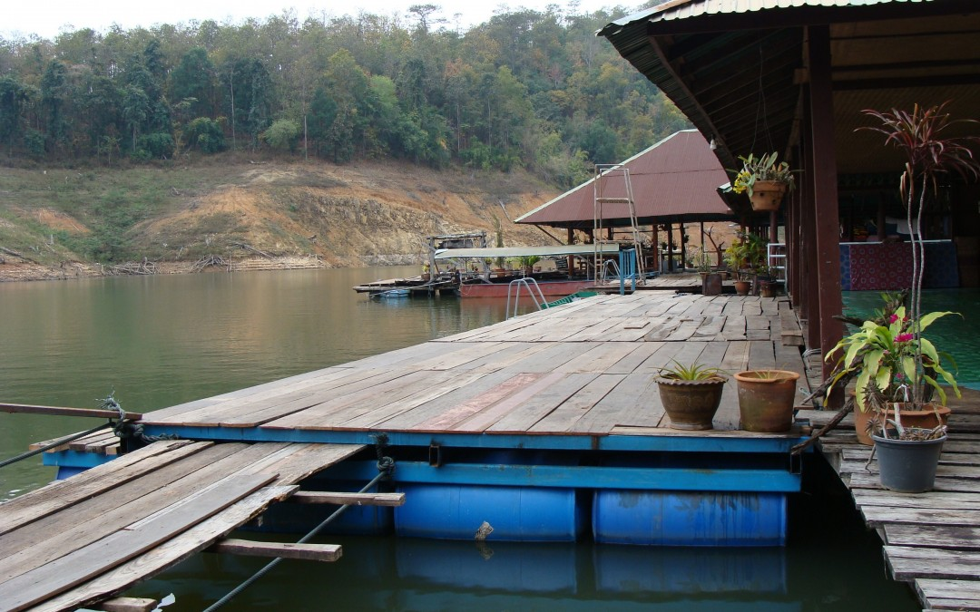 Birthday Surprise: Houseboat Style on Mae Ngat Dam, Chiang Mai!