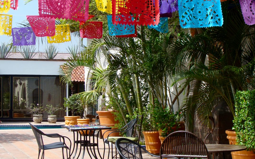 Feel At Home With Crafts & Charm In Tlaquepaque, Mexico