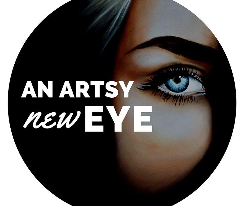An Artsy New Eye With Blissy Spirit