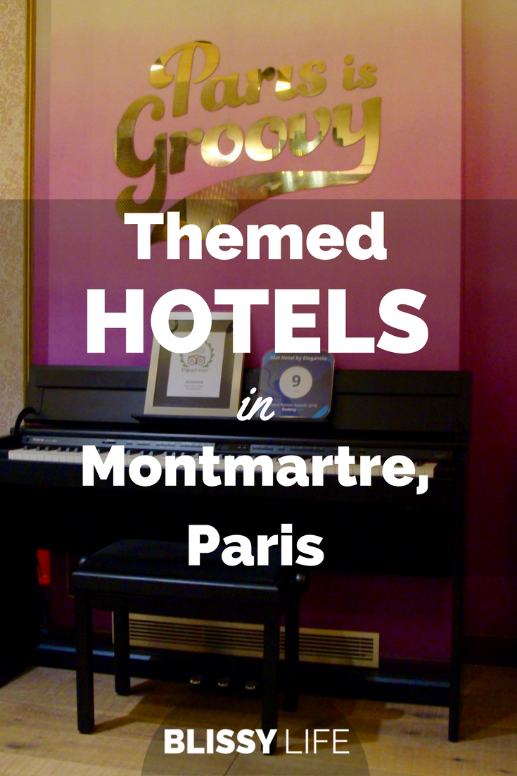 experience the romance around montmartre paris blissy life. Black Bedroom Furniture Sets. Home Design Ideas