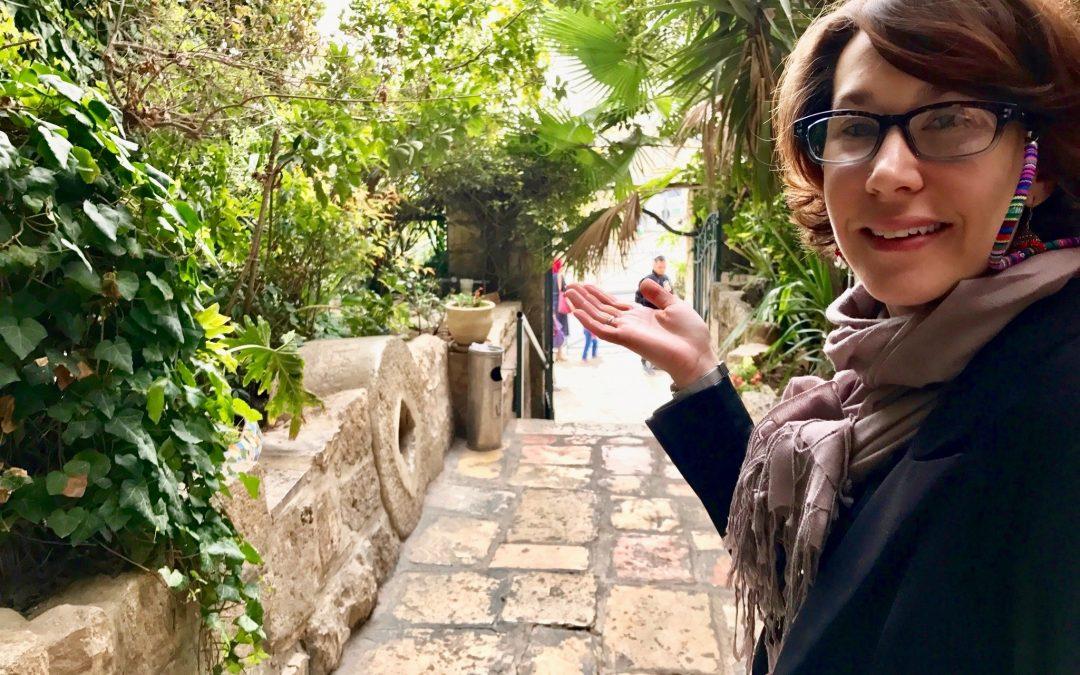 Elaborate Style And History Around Damascus Gate