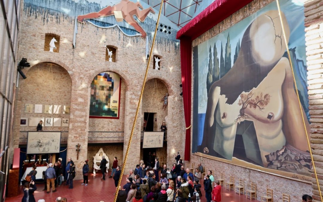 Get Weird At The Dalí Theatre-Museum In Spain