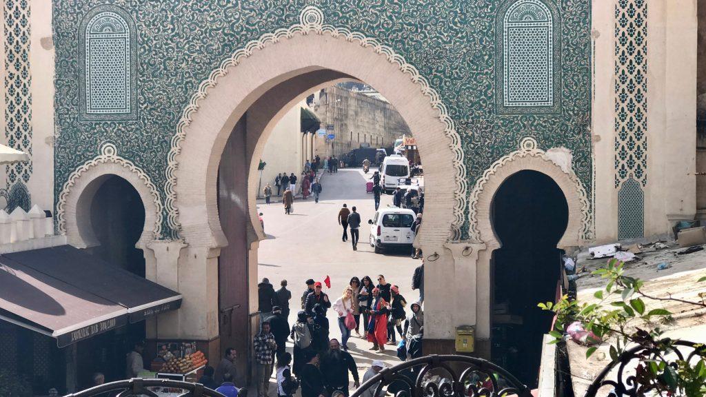 Explore The Winding Medina Passages Of Fez | Blissy Life