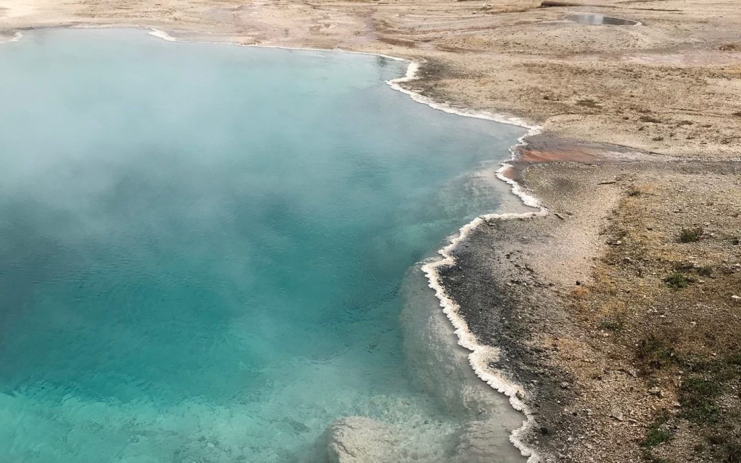 Yellowstone National Park Offers An Amazing Life Experience, Actually